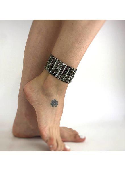 Angie Beaded Tie Anklet (JA000)