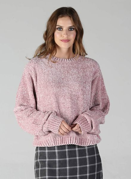 Angie Chenille Pullover (XHC69)