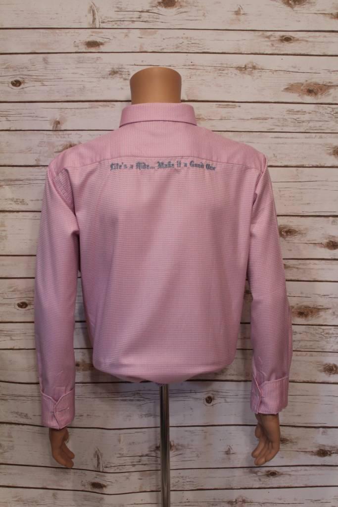 Pink Men's Show Shirt