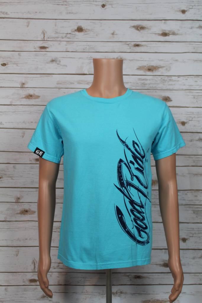 Lagoon Blue Ocean Tide T-Shirt