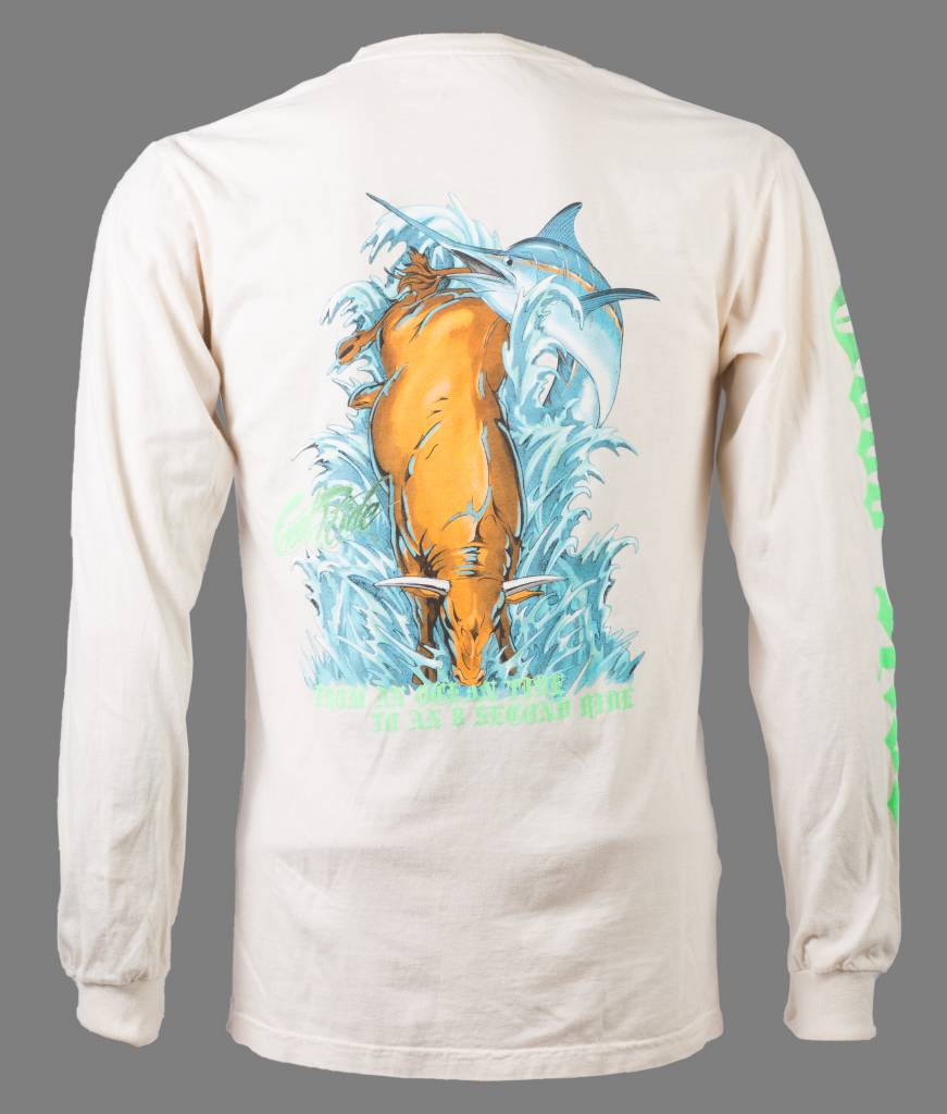 IVORY 8 Second Long Sleeve Shirt