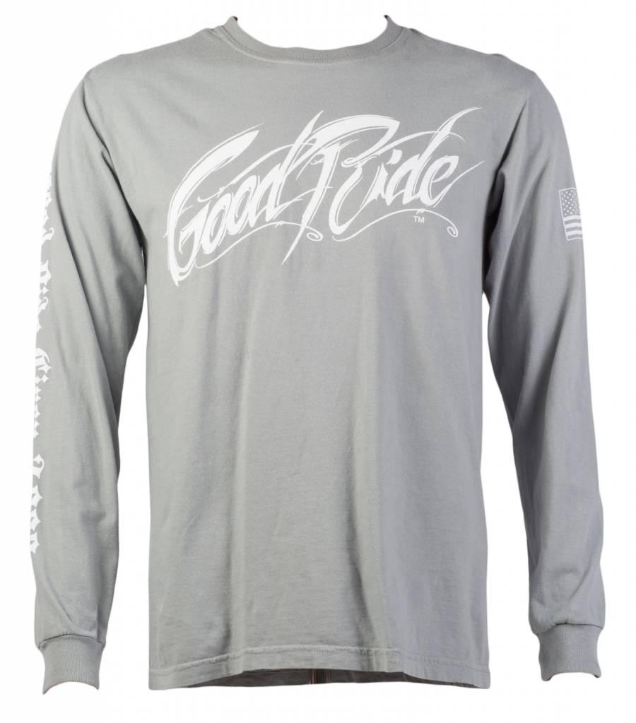 Gray Women's Long Sleeve T-Shirt