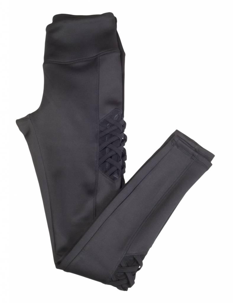 WOMEN'S BLACK LEGGING'S