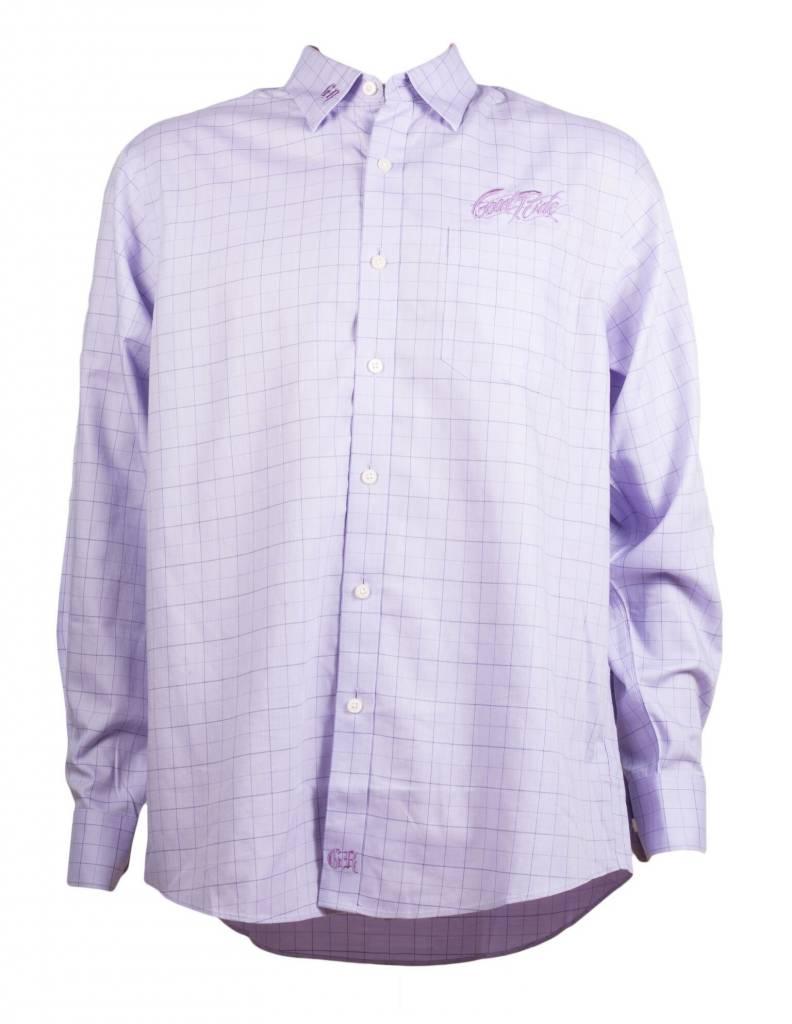 Thistle Purple Men's Show Shirt