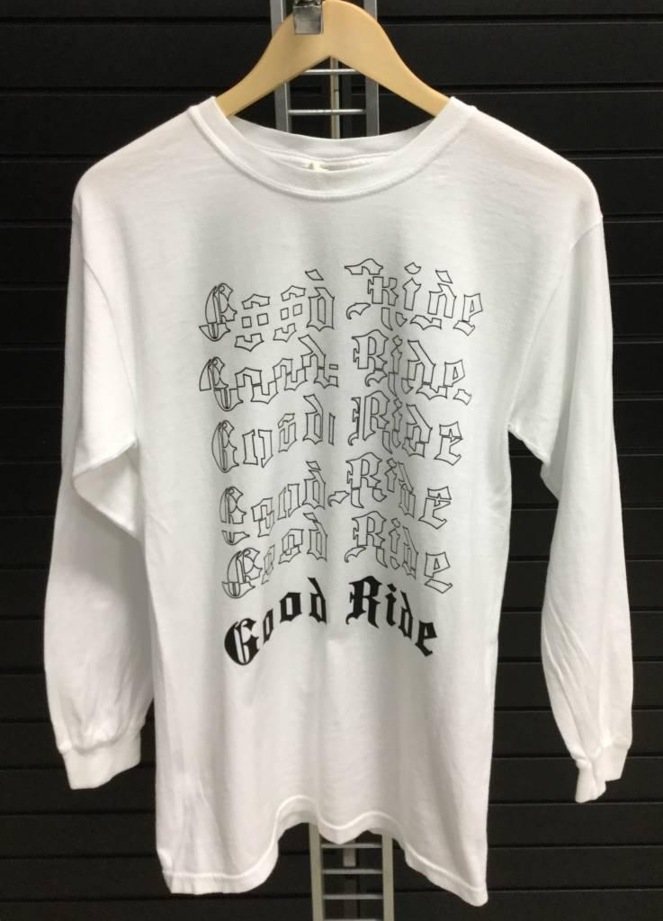 Men's Deconstructed Good Ride Long Sleeve T-Shirt