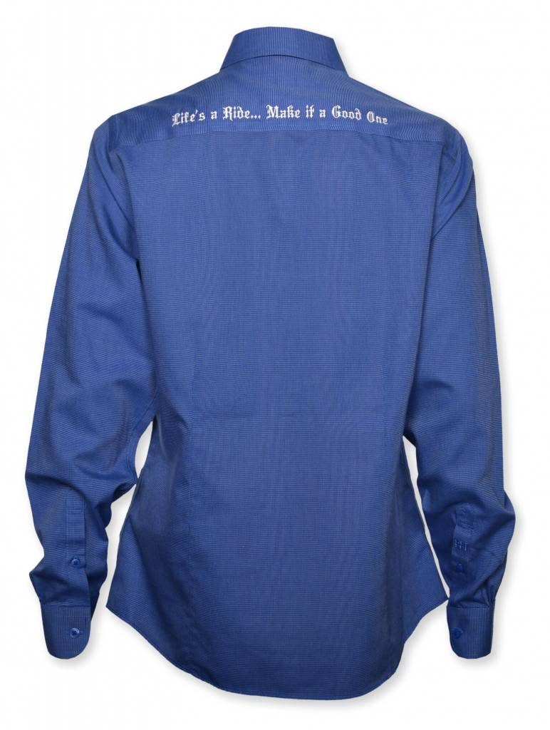 Blue Women's Show Shirt