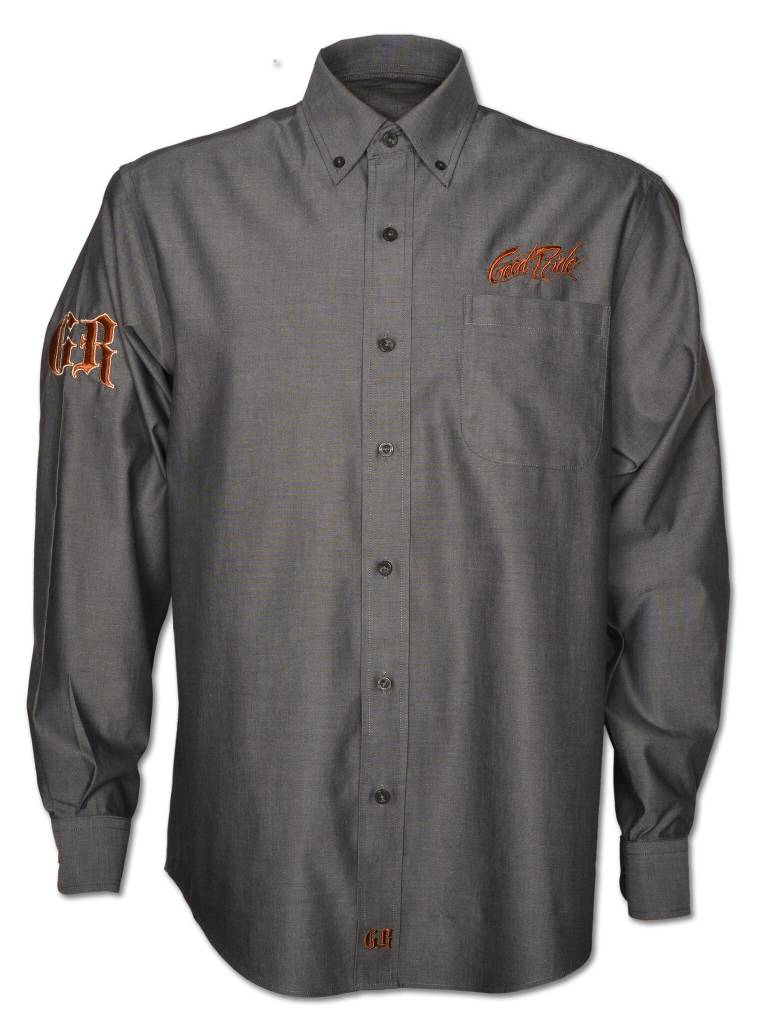 Gray/Copper Men's Show Shirt