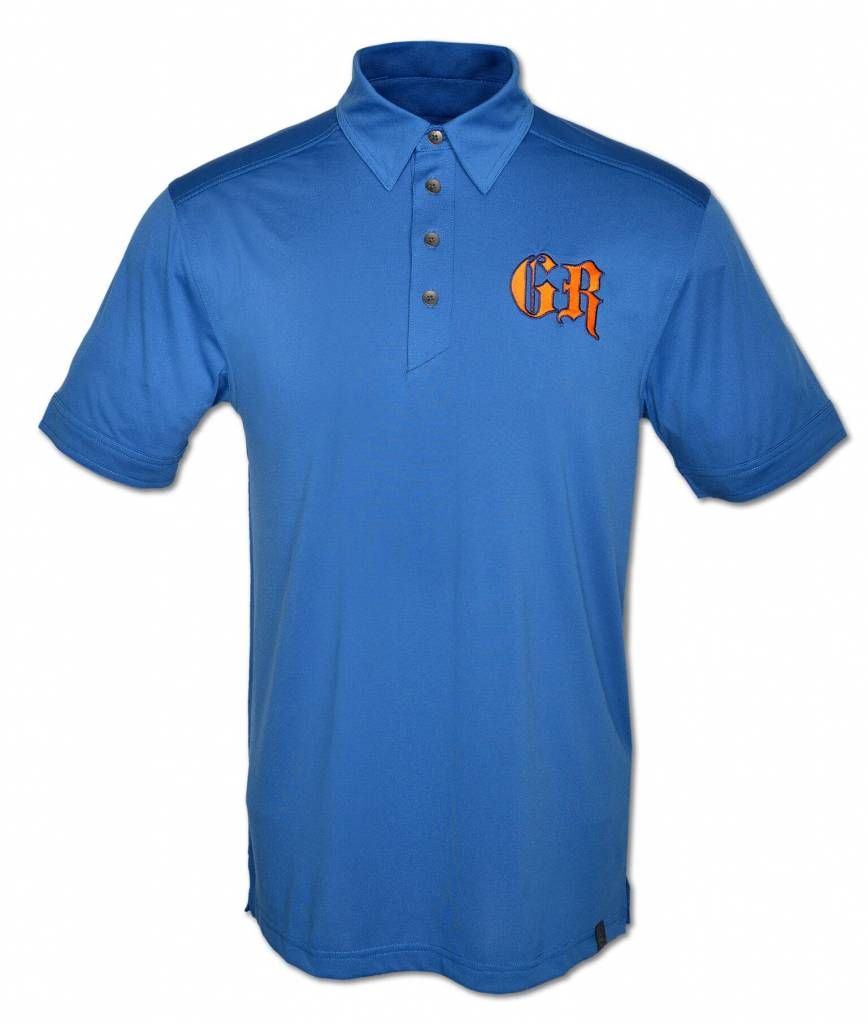 Blue Men's Polo Shirt