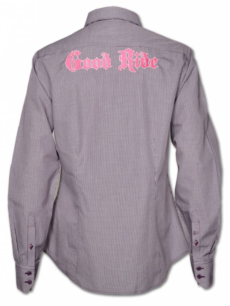 Women's Purple and Pink Show Shirt