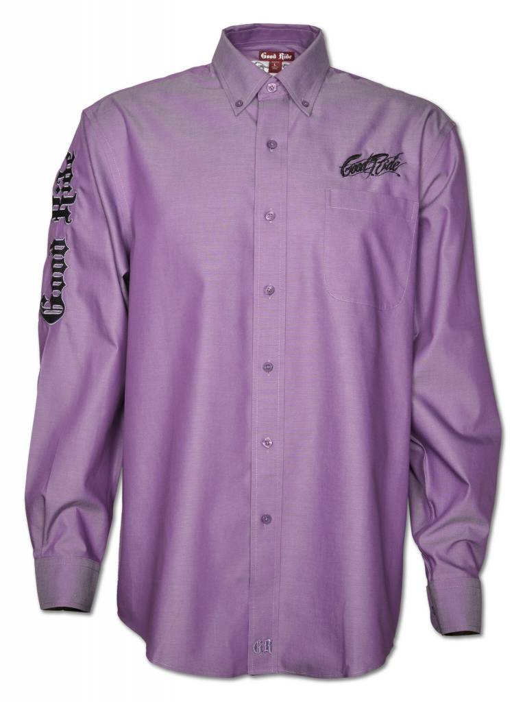 Purple Dusk Men's Show Shirt
