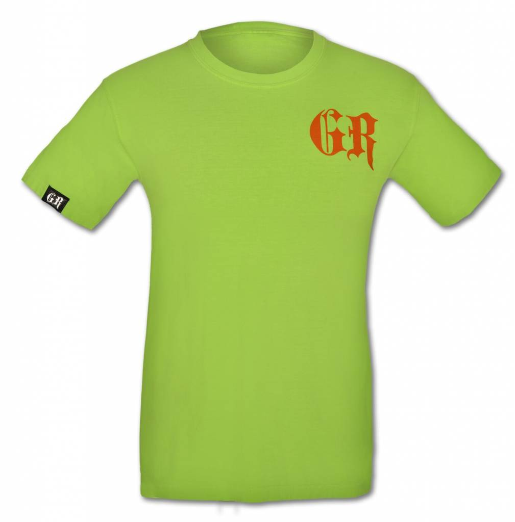 Lime Surfer T-Shirt