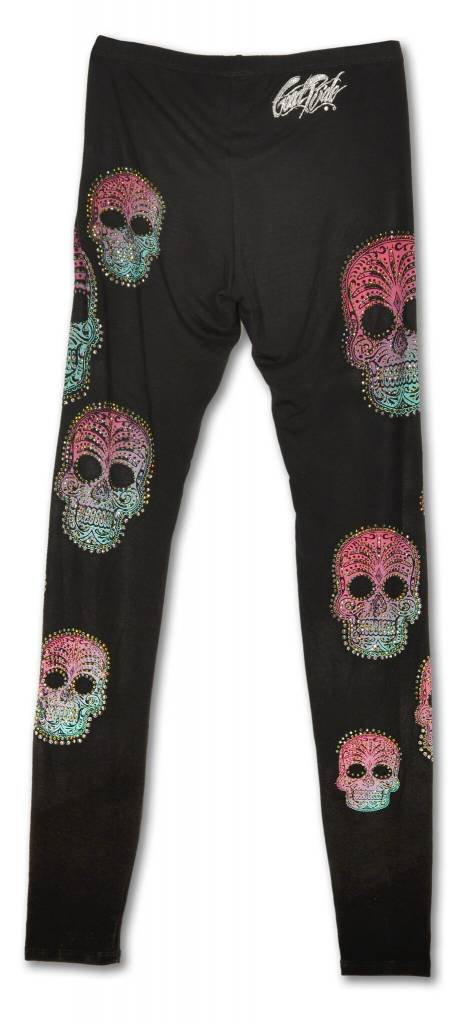 Women's Skull Legging