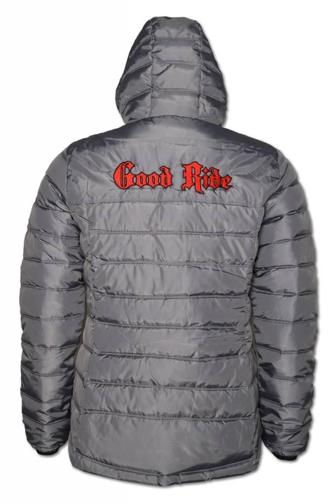 PUFFY Gray women's Jacket