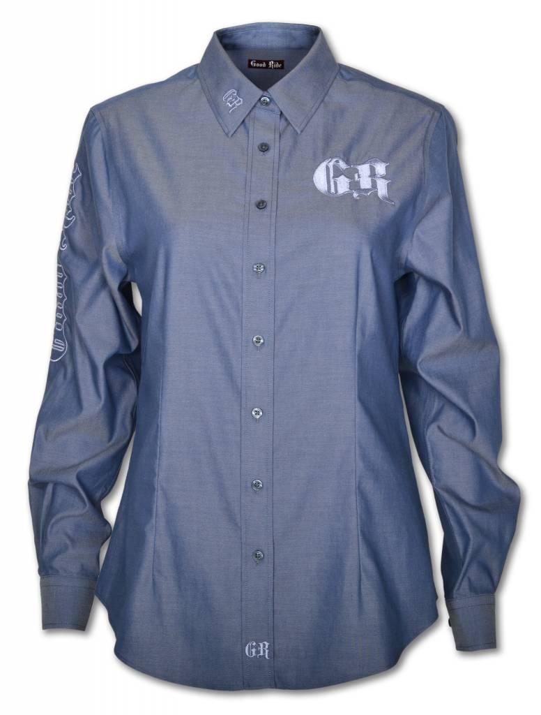 Blue GR Women's Show Shirt