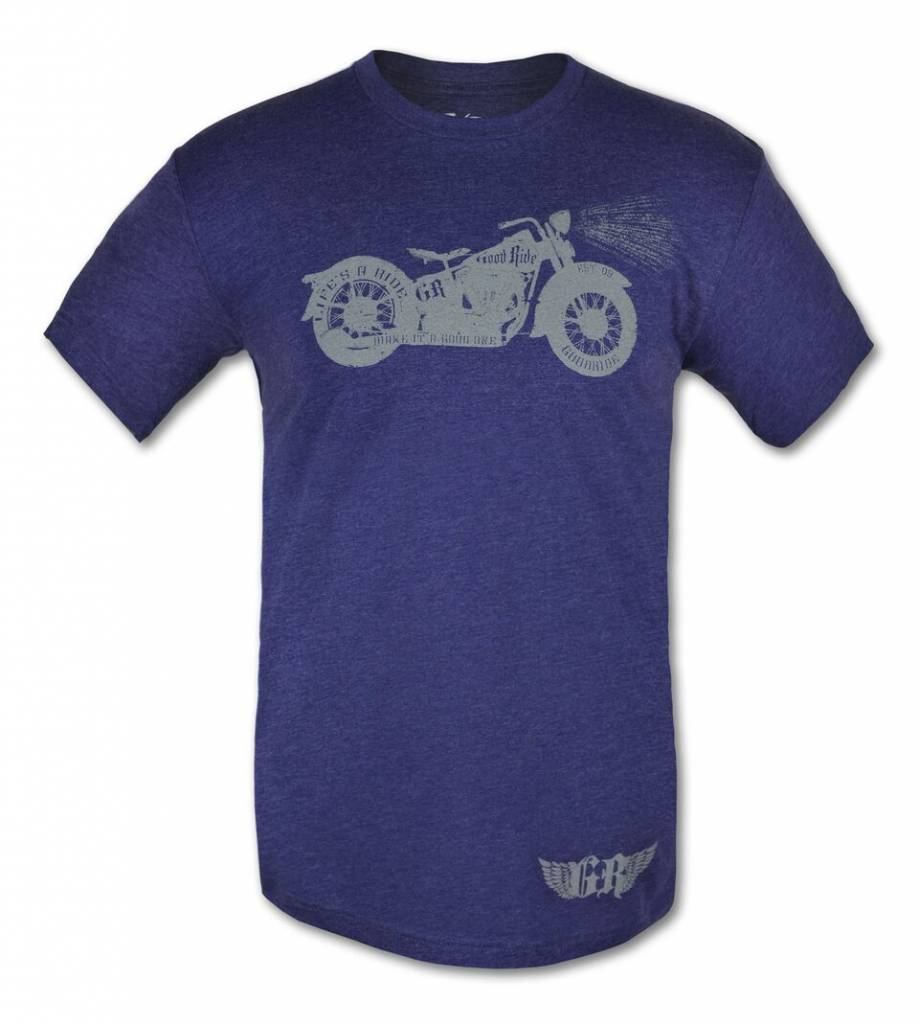 Men's Motorcycle T - Shirt