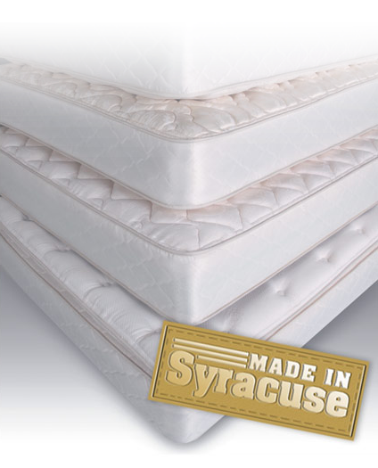 American Bedding Mattresses - Made in Syracuse NY