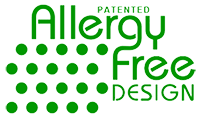 allergy free mattress logo