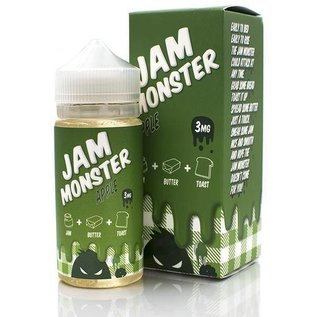 Jam Monster Apple 100ml 3mg