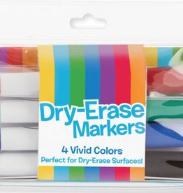 Melissa & Doug Dry Erase Marker Set (4 pc)