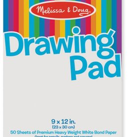 "Melissa & Doug Drawing Pad (9"" x 12"")"