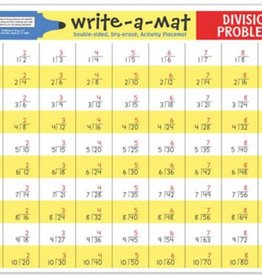 Melissa & Doug Division Problems Write a Mat