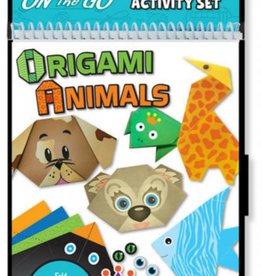 Melissa & Doug ORIGAMI ANIMALS CRAFT ACTIVIY SET
