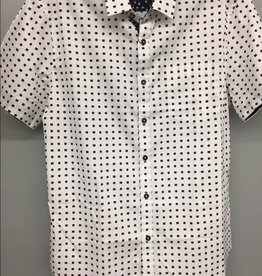LEVEL TEN Level 10 Short Sleeve Woven Shirt