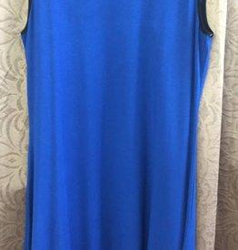 Tango Mango Sleeveless Dress, Royal Blue