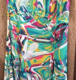 SOFT WORKS Sleeveless Dress, MD