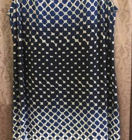 LINEA DOMANI Linea Domani - 8103 - Sleevelss Dress - XL