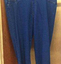 FRENCH DRESSING French Dressing Pull-On Capri Jeans