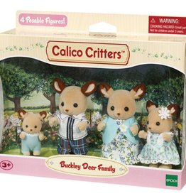 Calico Critters Calico Critters Buckley Deer Family