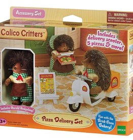Calico Critters Calico Critters Pizza Delivery Set