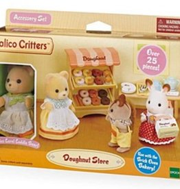 Calico Critters Calico Critters Doughnut Store