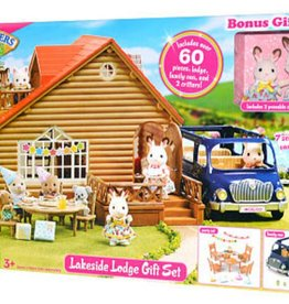 Calico Critters Calico Critters Lakeside Lodge - Gift Set - BEST SELLER