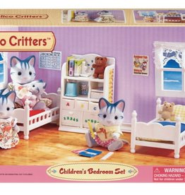 Excellent Calico Critters Bedroom Set Painting