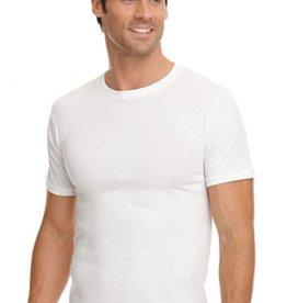 JOCKEY Crew Neck T-Shirts (3 Pack) White