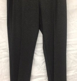 SOFT WORKS Printed Houndstooth Pant 55907