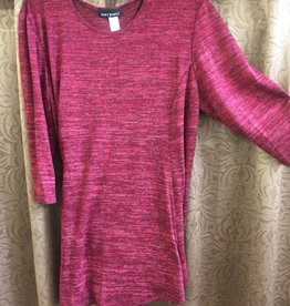 SOFT WORKS Soft Works Marbled Tunic 52904