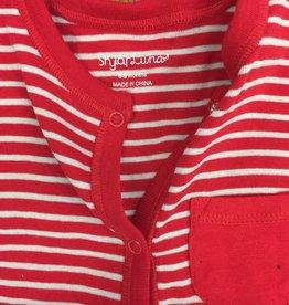 Skylar Luna Skylar Stripe Bodysuit 50011-BO