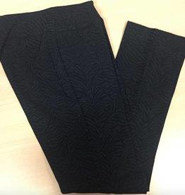 LuLu B. Lulu-B Ankle Pant Jacquard AJP1417