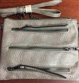 Magid Magid Handbag B1228S-GRAY