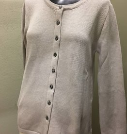 A People United A People United Button Sweater SG220