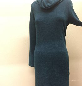 SOFT WORKS Soft Works Cowl Neck Dress 57218
