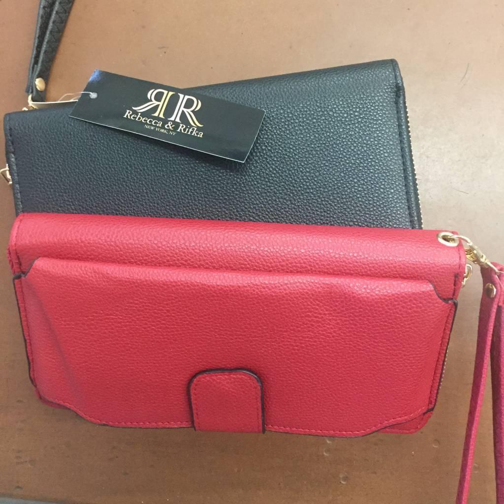 Rebecca Rifka Pu Wallet W1089s