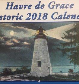 2018 Havre de Grace Calendar