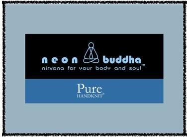 Neon Buddha