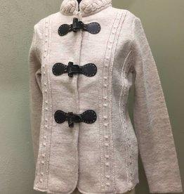 VENARIO Venario Dina Ladies Boiled Wool Jacket