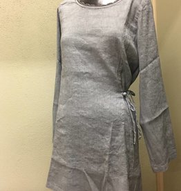 Kleen Kleen Long Sleeve Tie Tunic A2369129