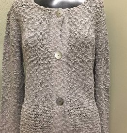 WIND RIVER Wind River KN874 Button Front  Sweater